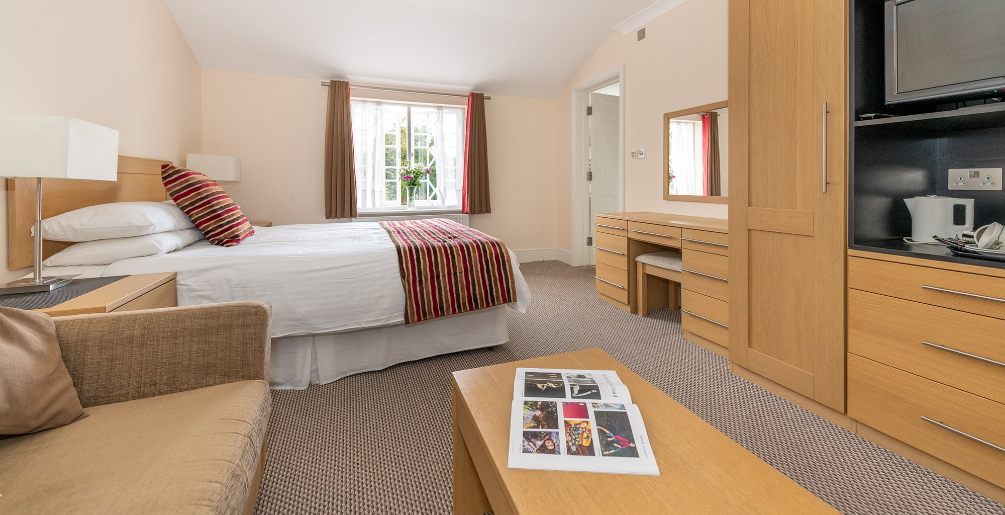 Rooms | Hotel in Sidmouth | Family Friendly Hotel | Royal Glen